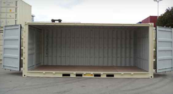Shipping Container Hire True Blue Containers