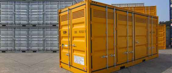 Shipping Container Surveys