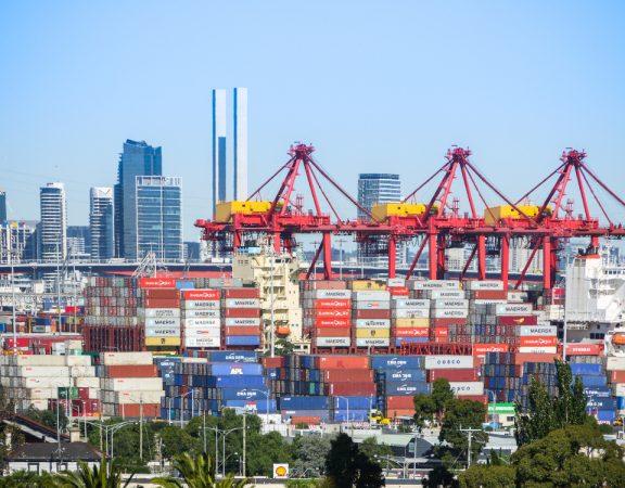 australia shipping industry