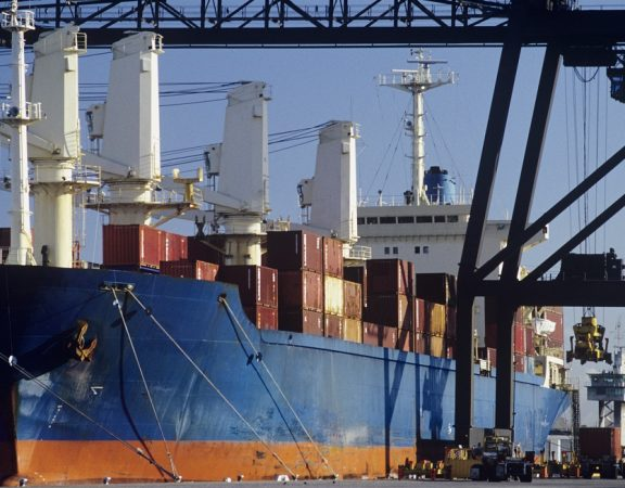container shipping australia